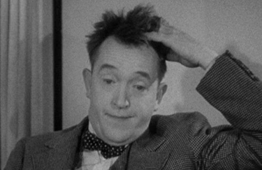 Stan Laurel weight loss